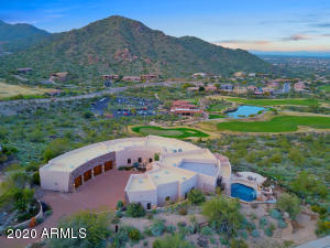 12807 N SUNRIDGE Drive, Fountain Hills, AZ 85268