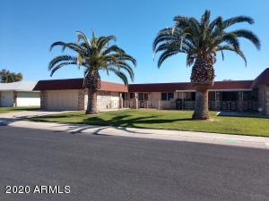 15211 N DESERT ROSE Drive, Sun City, AZ 85351