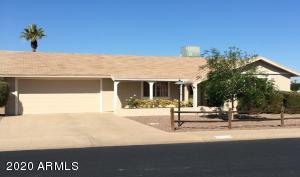 10902 W GREER Avenue, Sun City, AZ 85351