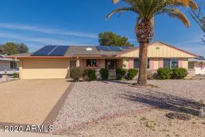 14225 N BUTTERCUP Drive, Sun City, AZ 85351