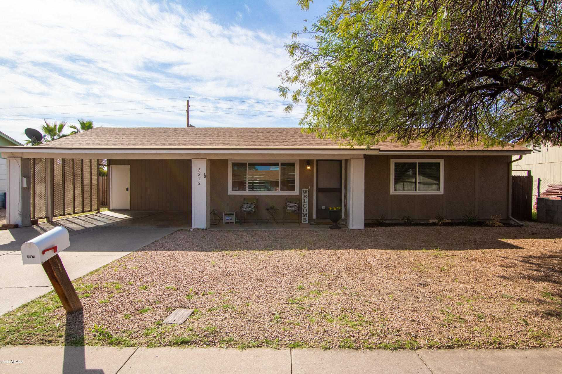Photo of 2515 E BOSTON Street, Mesa, AZ 85213