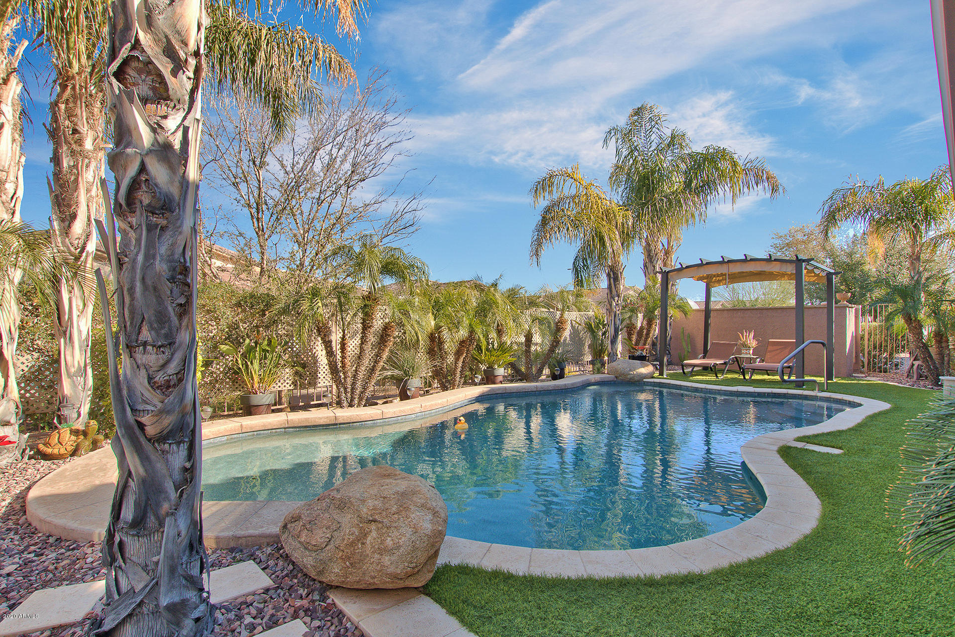 Photo of 4526 E CAROB Drive, Gilbert, AZ 85298