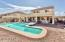 Giant Backyard and Pool.