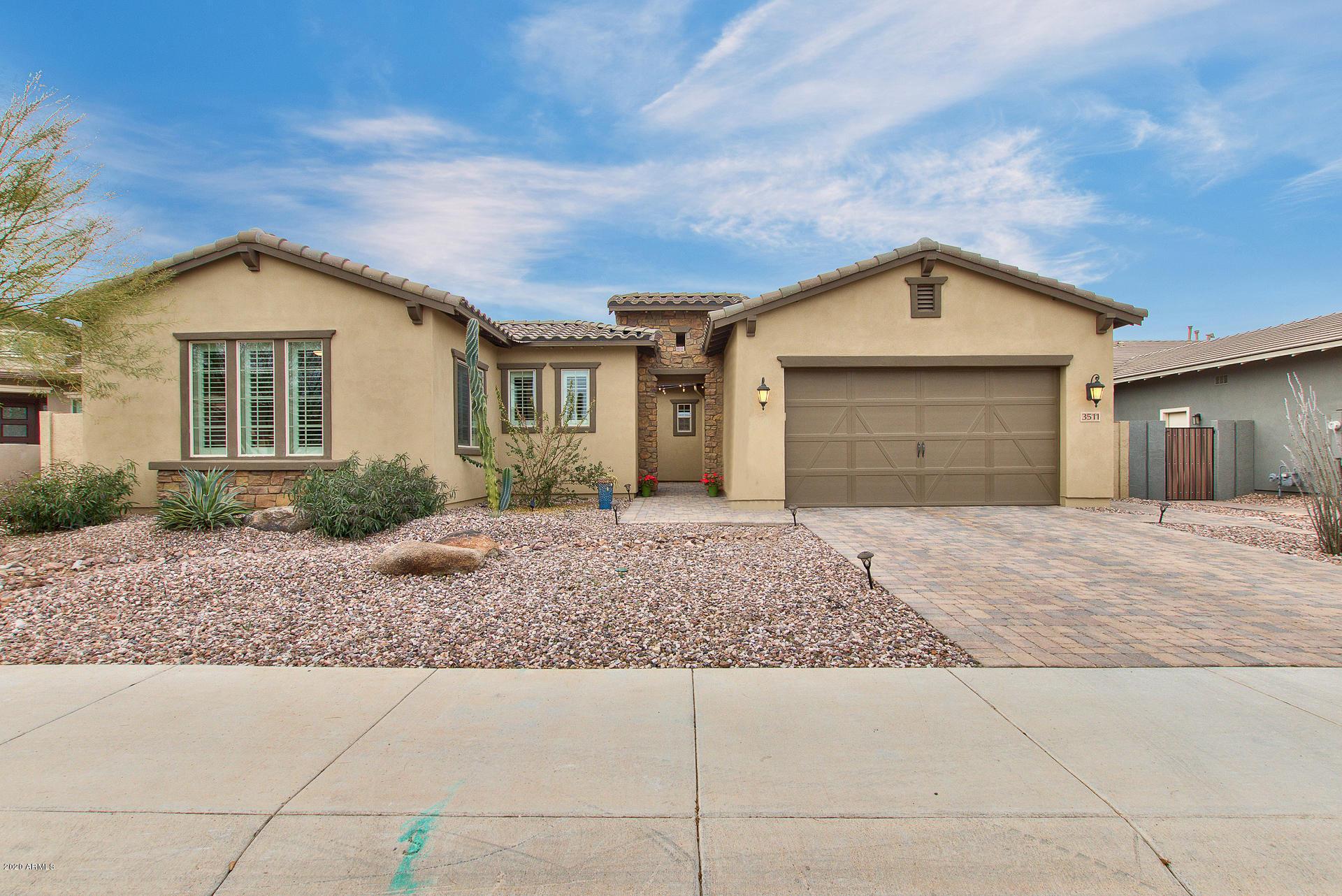 Photo of 3511 E PENEDES Drive, Gilbert, AZ 85298