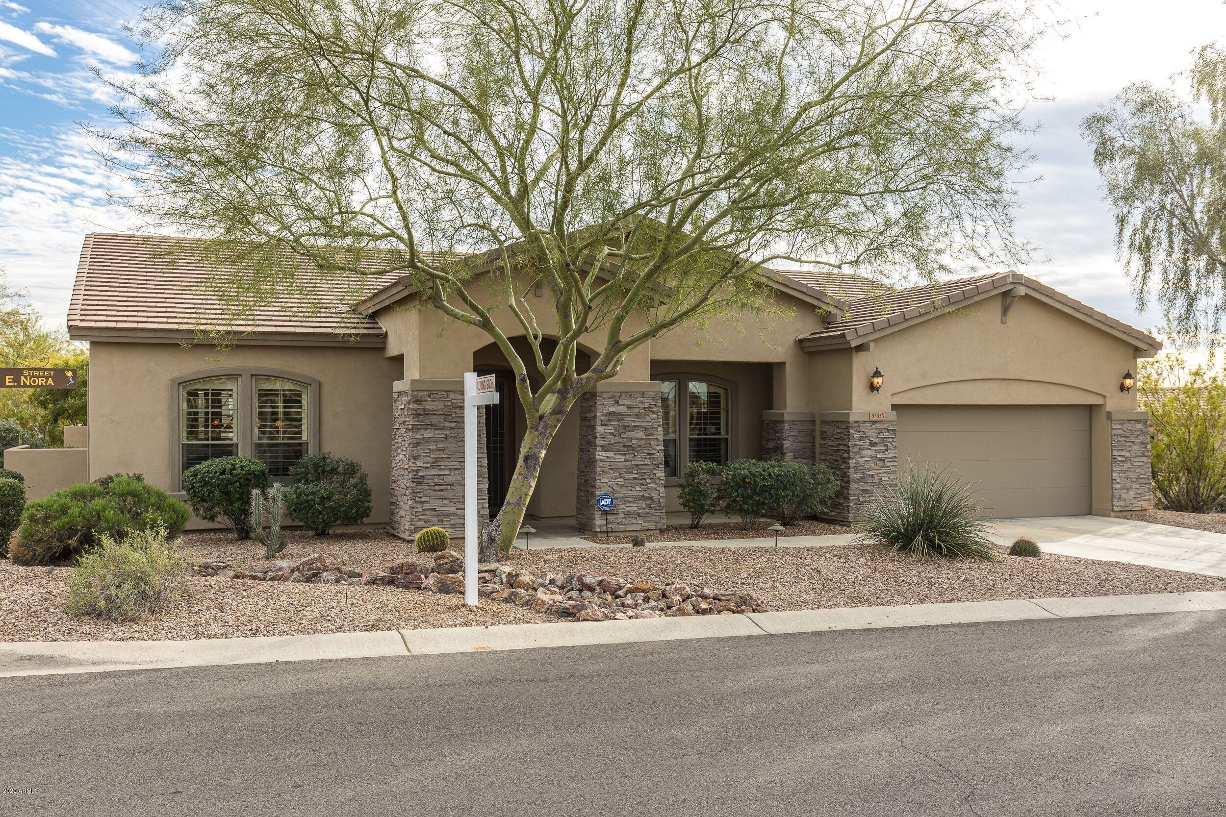 Photo of 8763 E NORA Street, Mesa, AZ 85207