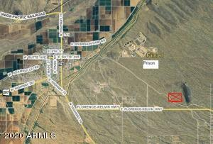 Property for sale at 0 E Old Florence-kelvin Highway, Florence,  Arizona 85132