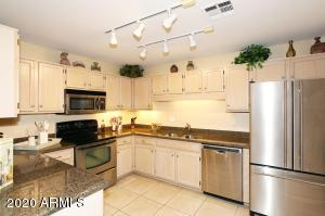 Granite Counters Stainless Steel Appliances