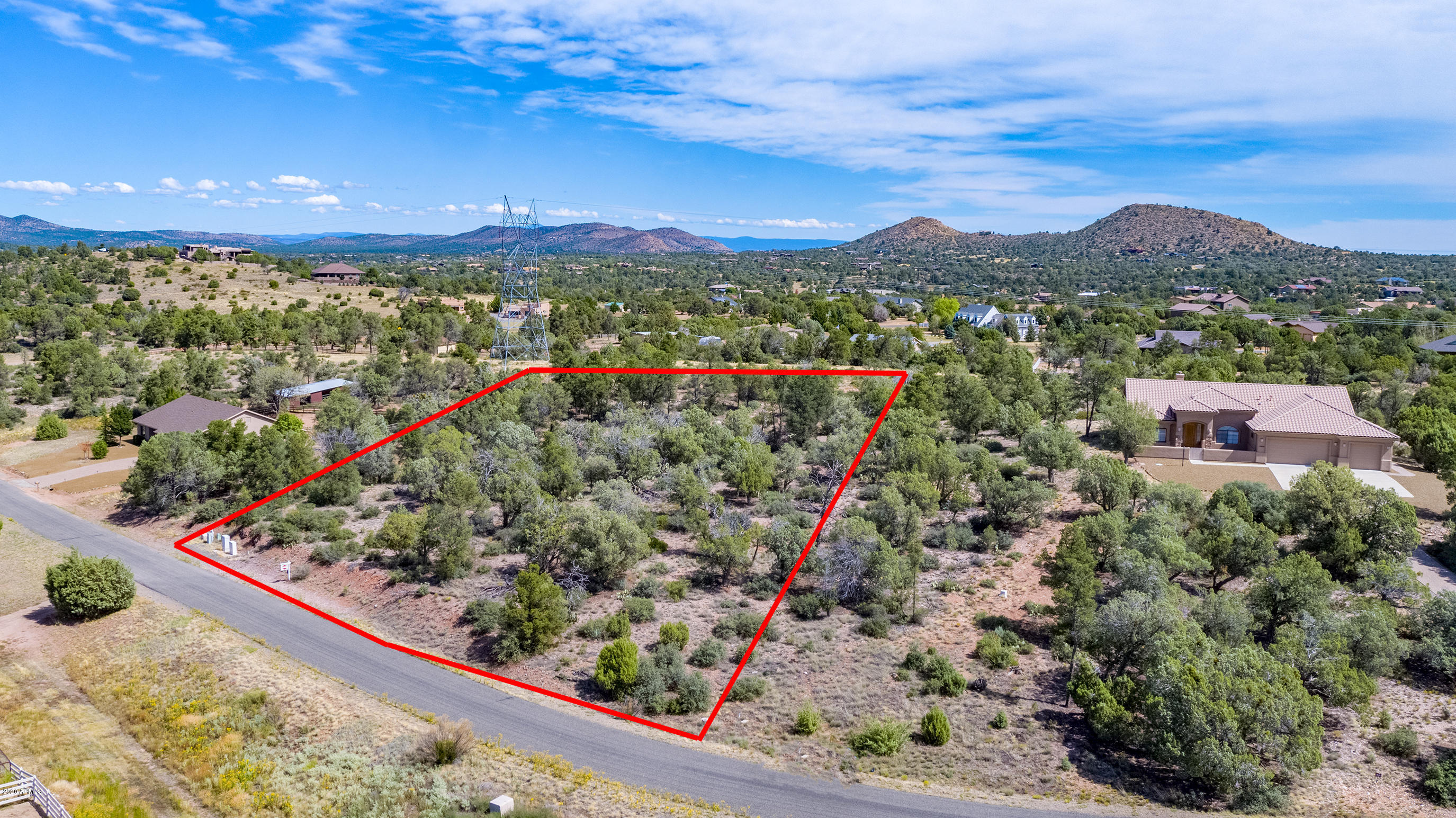 Photo of 13675 N WARBONNET Lane, Prescott, AZ 86305
