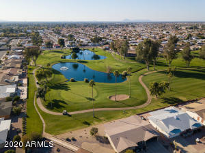 Sunland Village Neighborhood Golf Course