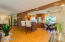 Great Room flows into Breakfast Area & Bar. Kitchen Open for Entertaining Ease!
