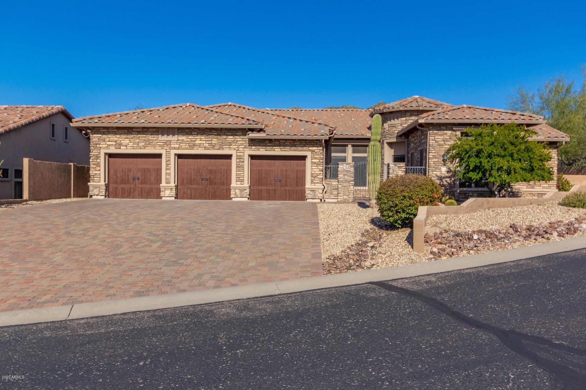 Photo of 4053 N SAGE CREEK Circle, Mesa, AZ 85207