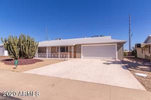 10207 N BALBOA Drive, Sun City, AZ 85351