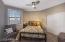 Comfortable 2nd bedroom