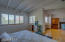 Master Bedroom and Additional Room off Master as a library/office /studio