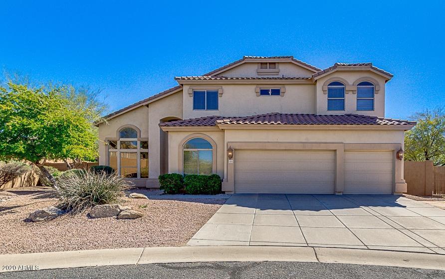 Photo of 3805 N MORNING DOVE Circle, Mesa, AZ 85207