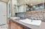 Dual Sinks with Designer Fixtures