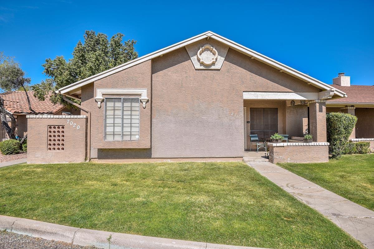Photo of 7020 W OLIVE Avenue #217, Peoria, AZ 85345
