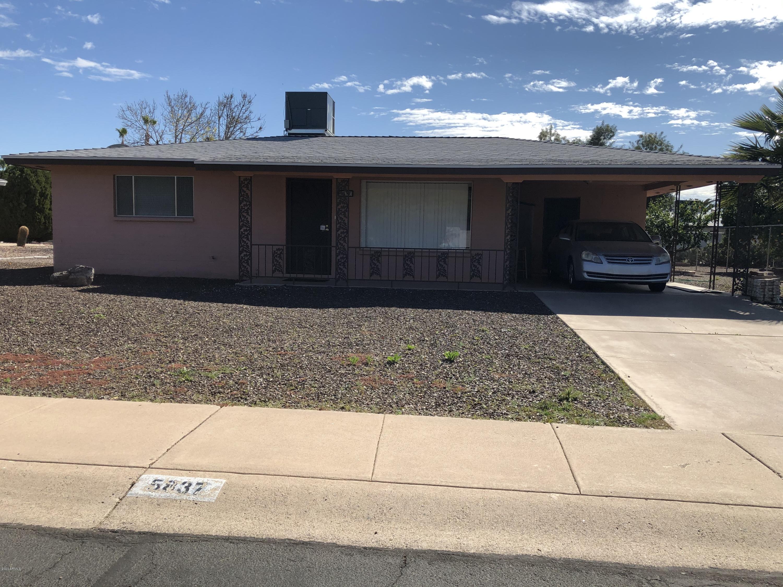 Photo of 5837 E DALLAS Street, Mesa, AZ 85205