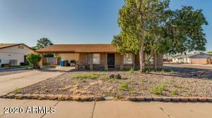 4817 W PARADISE Lane, Glendale, AZ 85306