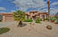 The house is 2282 sq.ft. with a desert landscaping front and back with irrigation