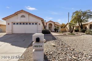 10213 E STONEY VISTA Drive, Sun Lakes, AZ 85248
