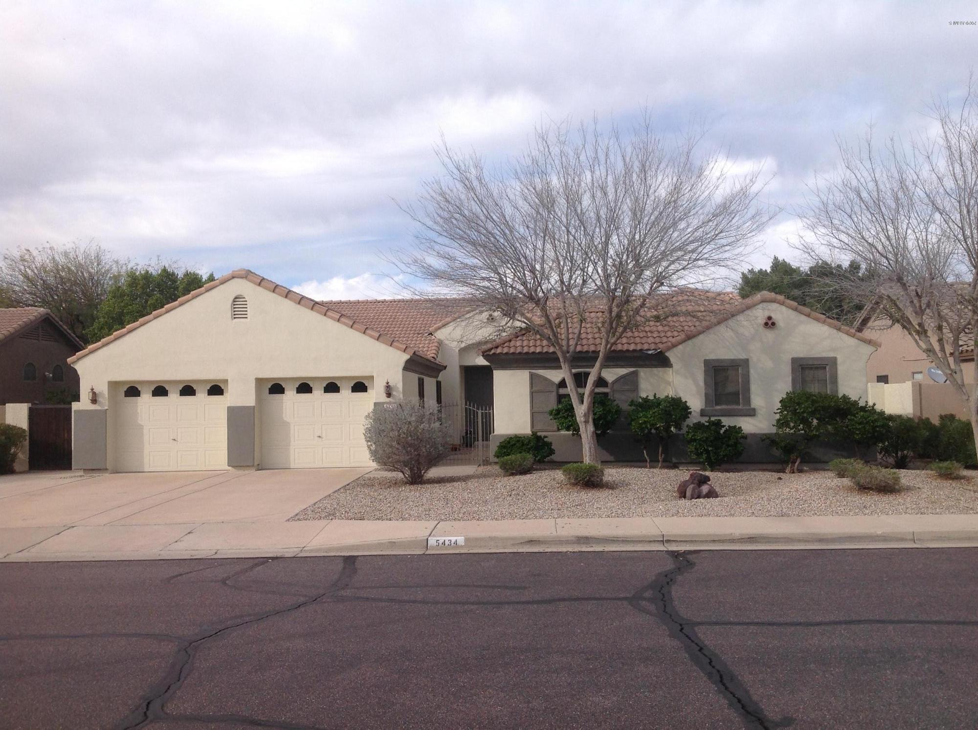 Photo of 5434 E GROVE Avenue, Mesa, AZ 85206