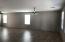 """Fresh Paint! Light, bright interior, 2"""" blinds, tile flooring."""