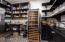 Walk-in Pantry/Fridge and storage