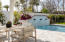 Gazebo/Pool and Water Feature