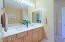 Great Cabinets and Double Sinks in Master Bath