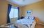 Guests will Enjoy a Large Bedroom With an En Suite Bath
