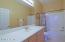 En Suite Guest Bath Provides Guest Privacy