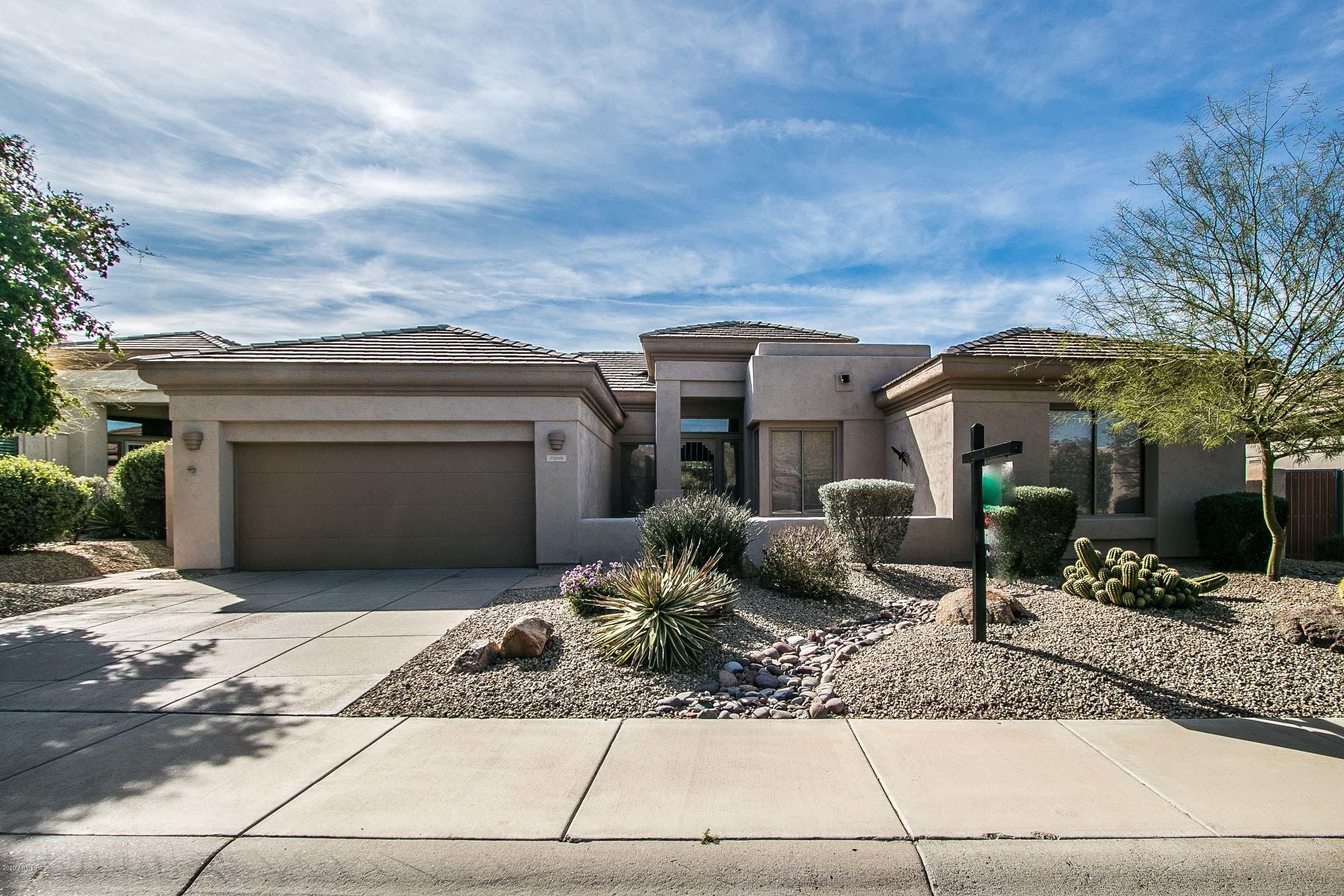 Photo of 7099 E MIGHTY SAGUARO Way, Scottsdale, AZ 85266