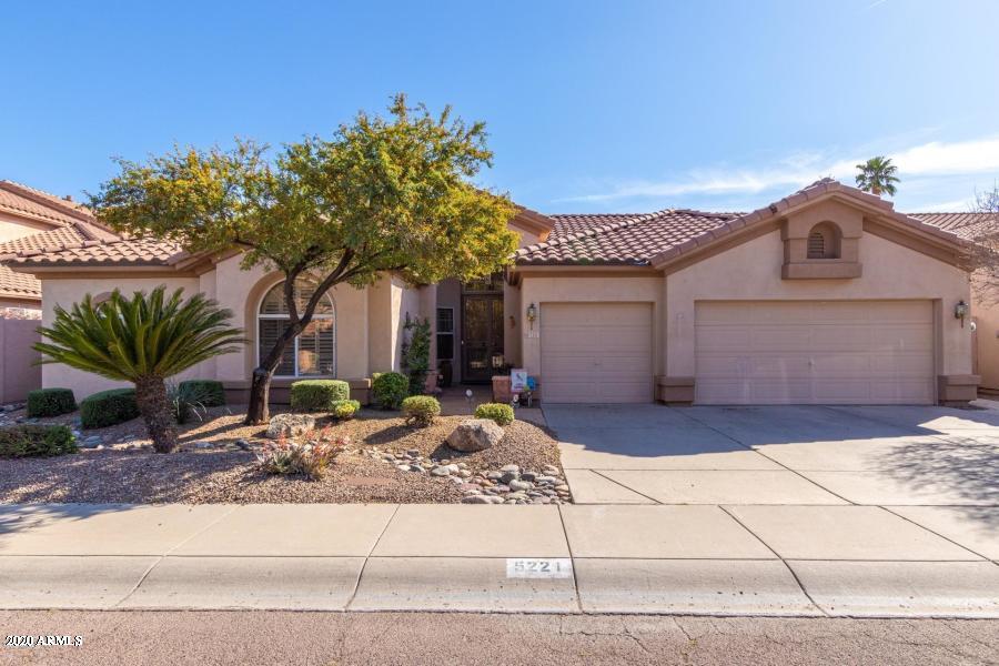Photo of 5221 E HARTFORD Avenue, Scottsdale, AZ 85254