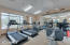 Enjoy the well-appointed community fitness facility