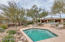The Cachet community offers two beautiful community pools, surrounded by beautiful desert landscaping