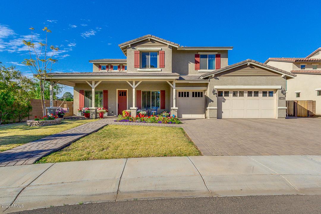 Photo of 4114 E GLADE Circle, Mesa, AZ 85206