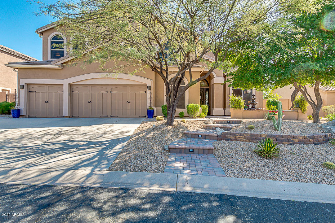 Photo of 3537 N SONORAN HEIGHTS --, Mesa, AZ 85207