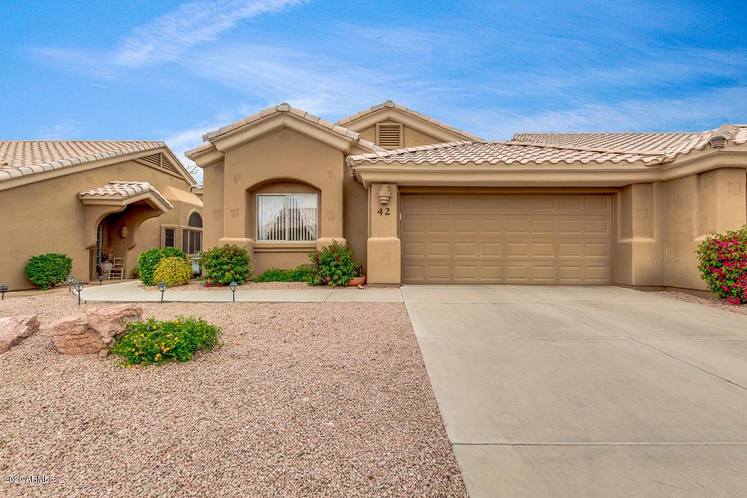 Photo of 5830 E MCKELLIPS Road #42, Mesa, AZ 85215