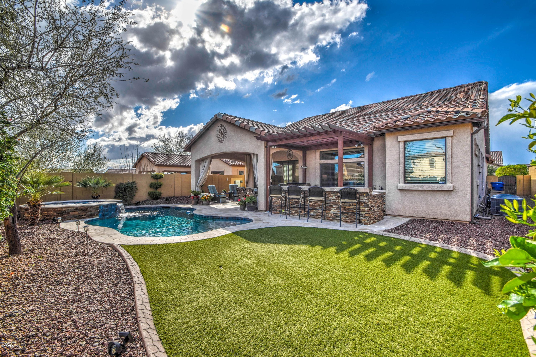 Photo of 8715 E JAEGER Street, Mesa, AZ 85207