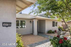 4918 E LARKSPUR Drive, Scottsdale, AZ 85254