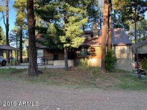 1455 LITTLE PINE Trail, Forest Lakes, AZ 85931