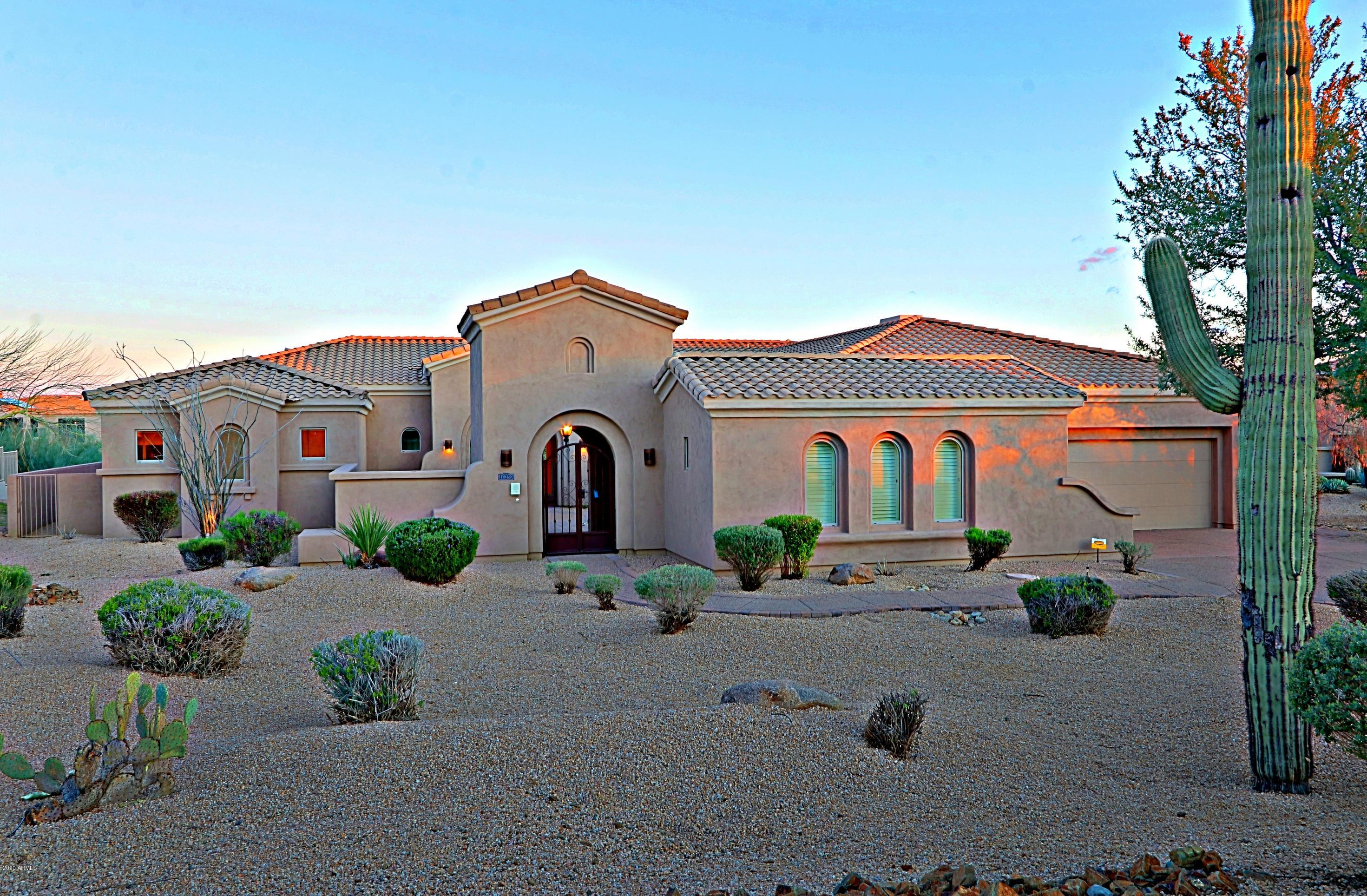 Photo of 10259 E HAPPY HOLLOW Drive, Scottsdale, AZ 85262