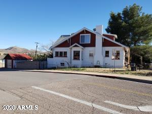 632 BISBEE Road, Bisbee, AZ 85603