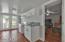 Guest casita - kitchen area