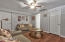 Casita - living room/could be used as a bedroom
