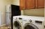 Fridge, Washer and Dryer do not convey