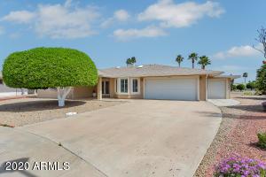 14405 N SARABANDE Way, Sun City, AZ 85351