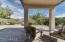 Relax on the patio and enjoy the low maintenance yard!