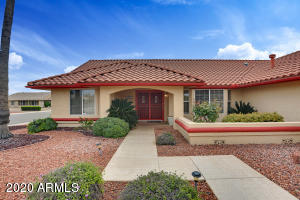 13603 W WHITE WOOD Drive, Sun City West, AZ 85375